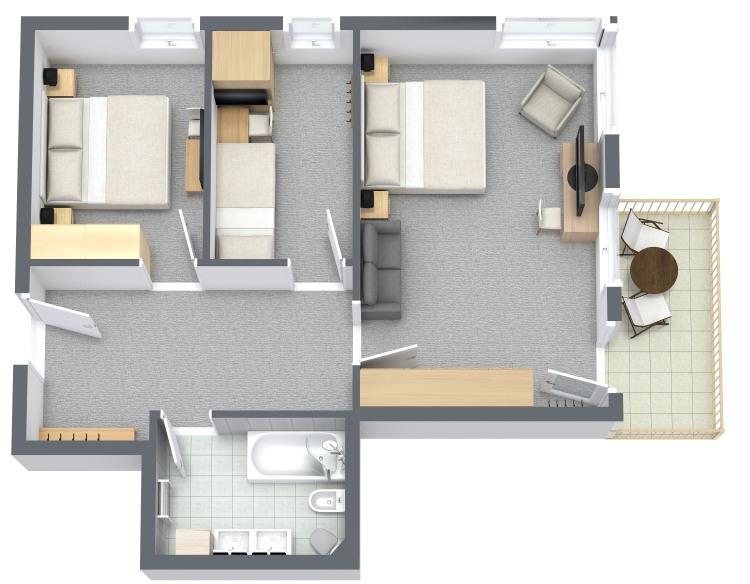 Apartment Plose