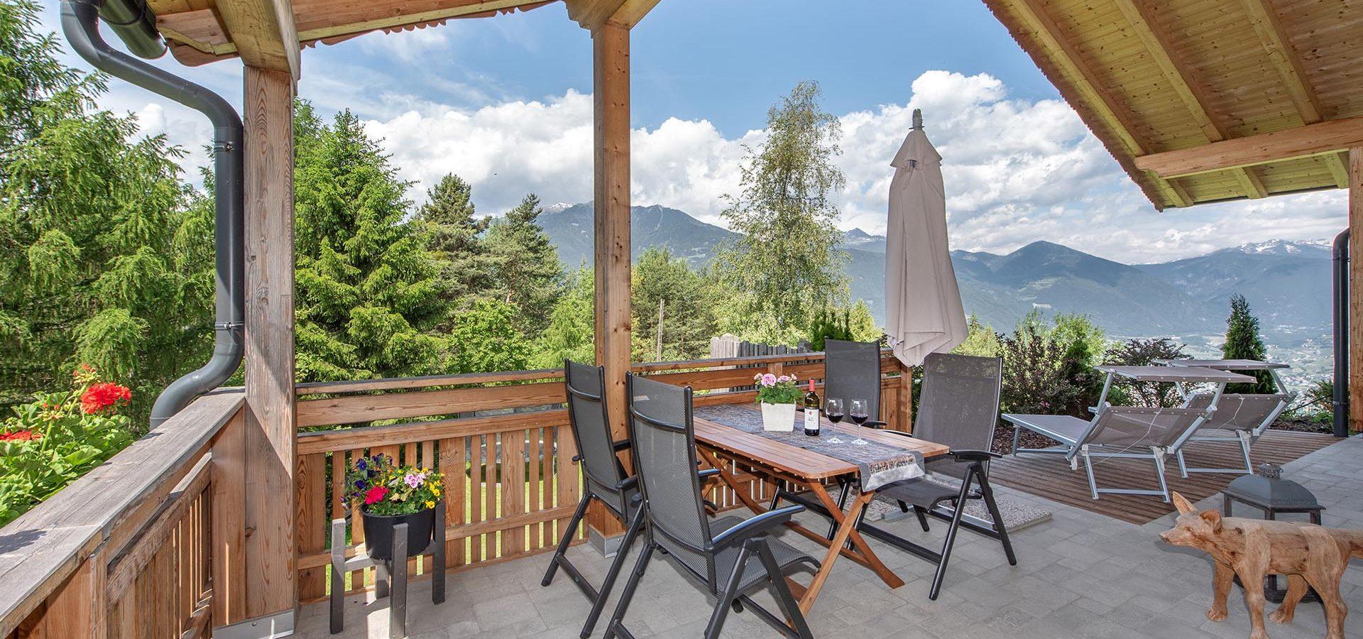 Großzügige Ferienwohnungen bei Brixen