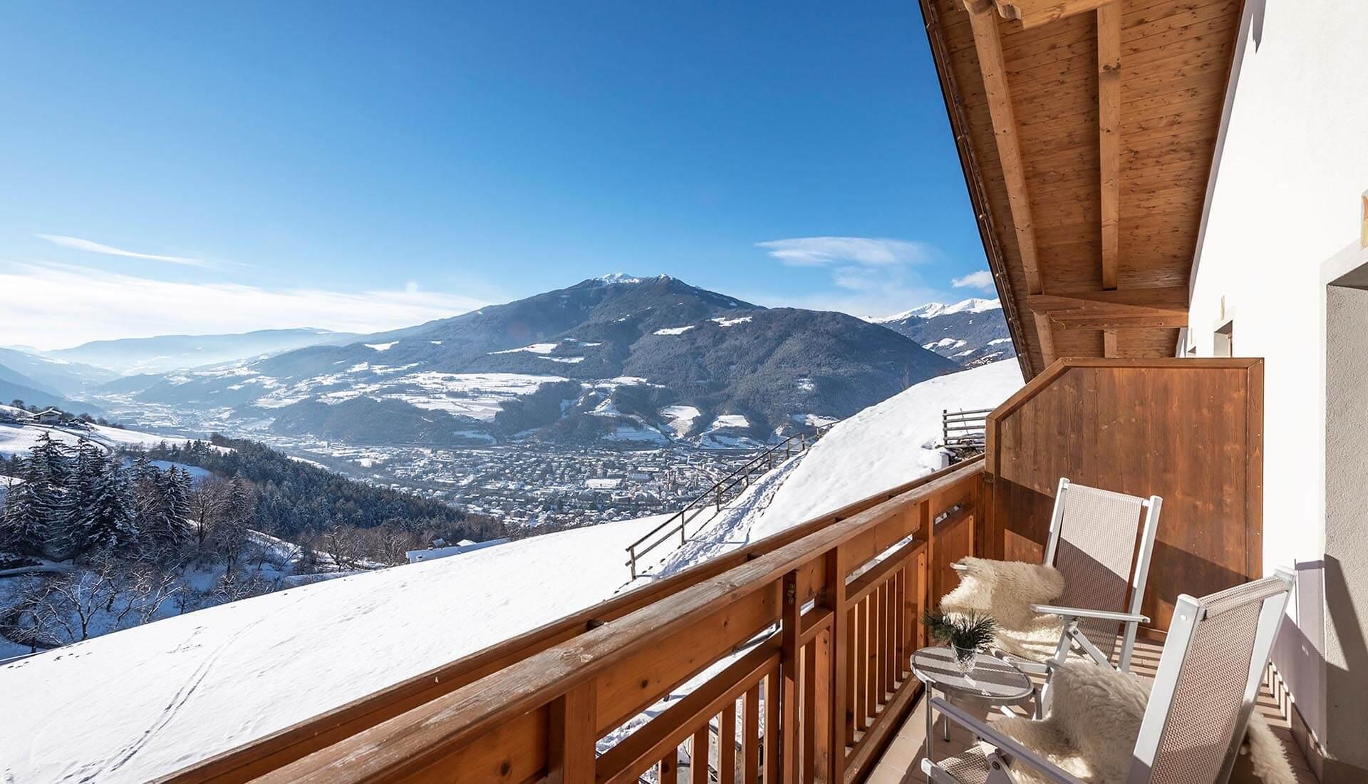 Skihotel in den Dolomiten