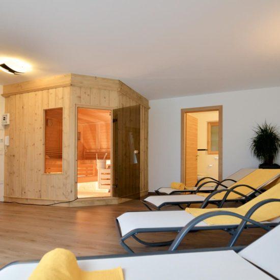 Appartamenti con sauna Bressanone