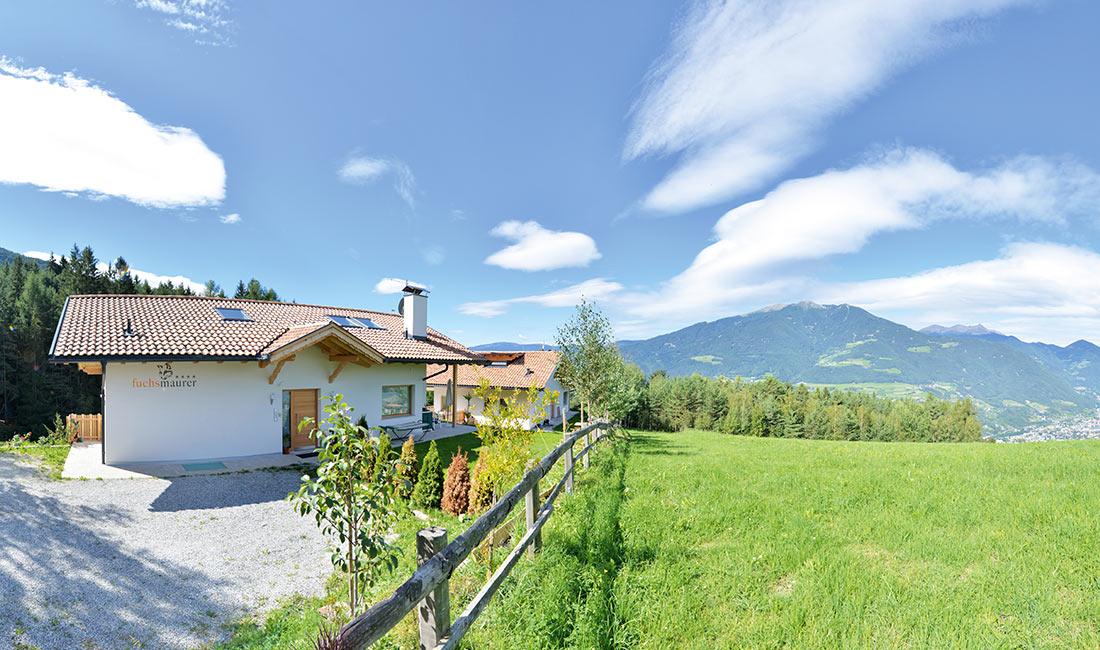 Apartments at Brixen