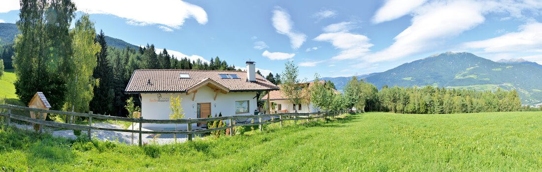 Apartments at Brixen with many nice extras