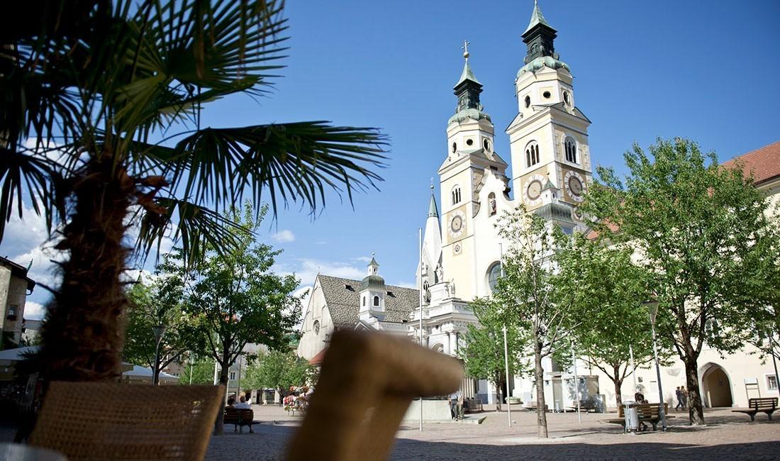 Brixen Stadt & Kultur & Shopping & Märkte