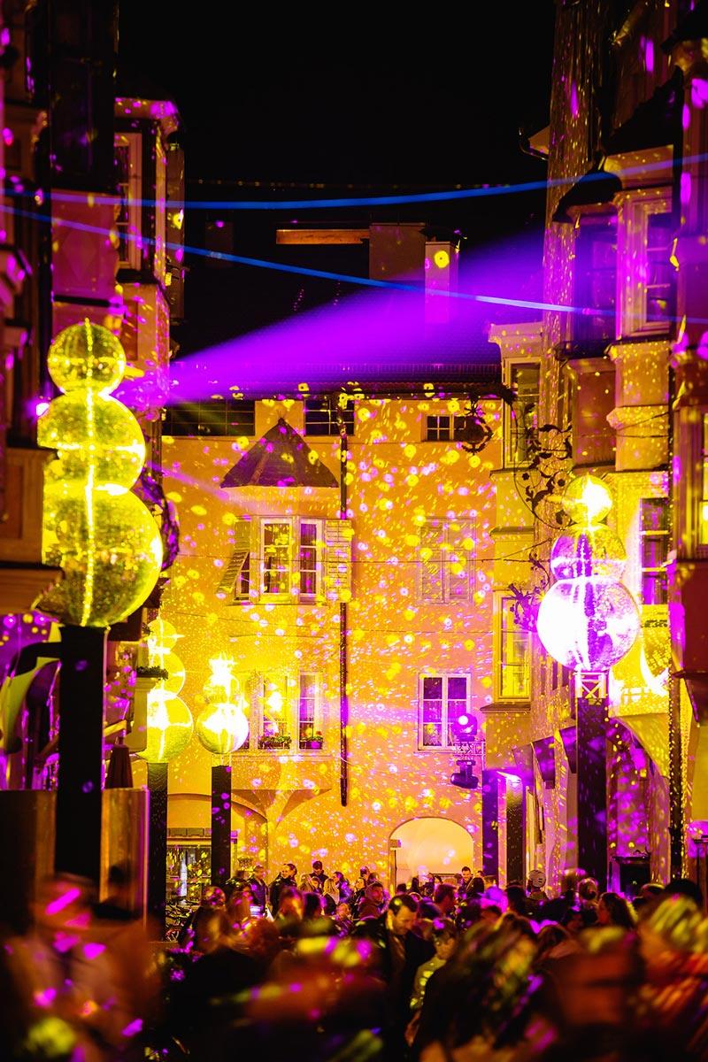 Brixen Water Light Festival