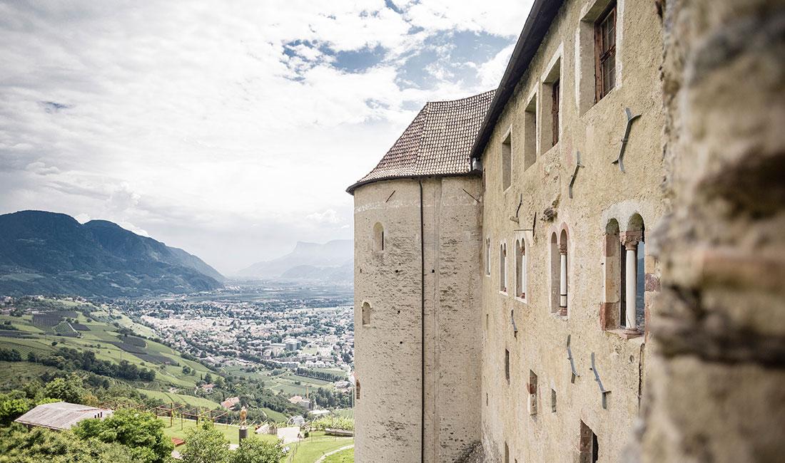 Burgen und Schlösser im Eisacktal