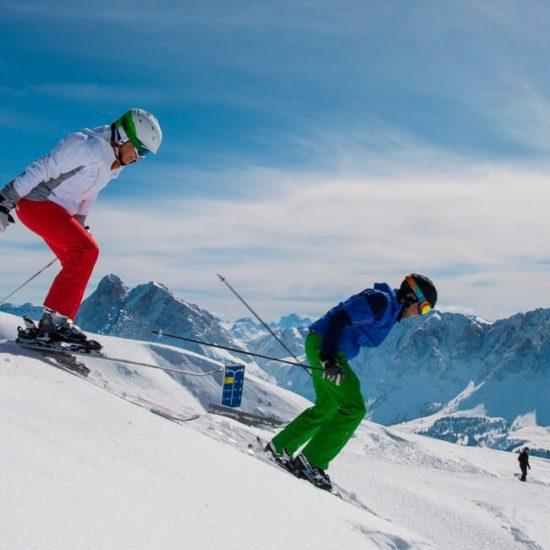 Hotel di sci Dolomiti dell'Alto Adige