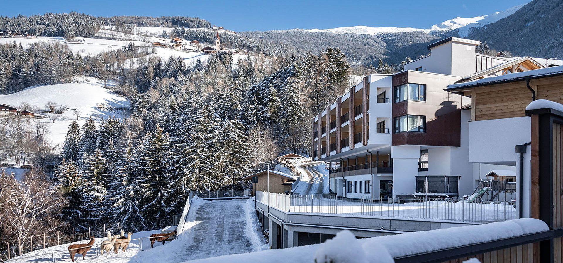 Lage & Umgebung Hotel Torgglerhof