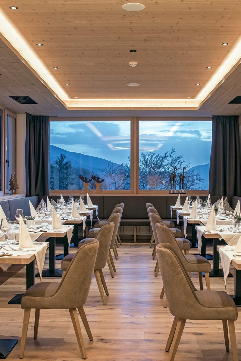 South Tyrolean specialties and fine wines