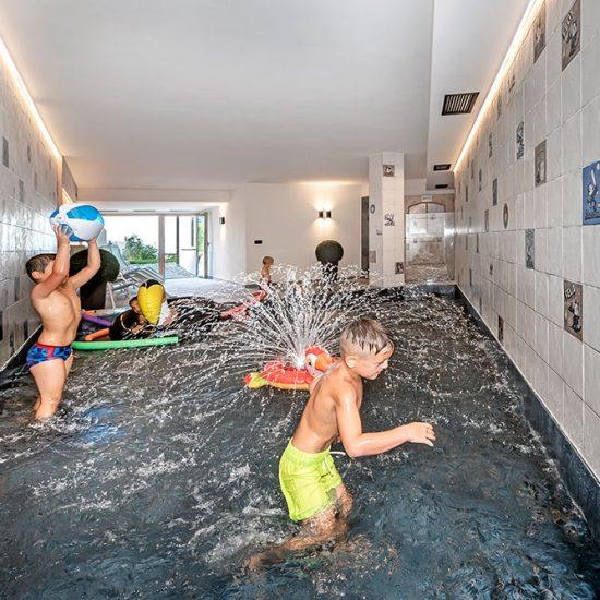 Children pool in Brixen
