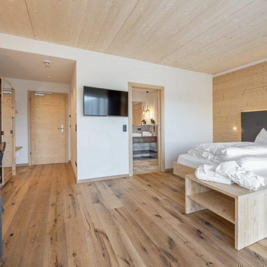 Camere Hotel Torgglerhof Bressanone