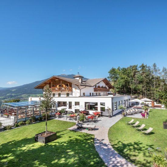 Hotel Torgglerhof in Brixen