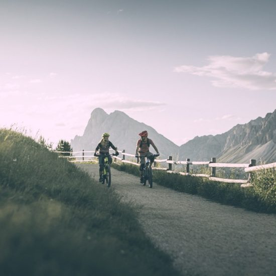 Mountainbike Brixen