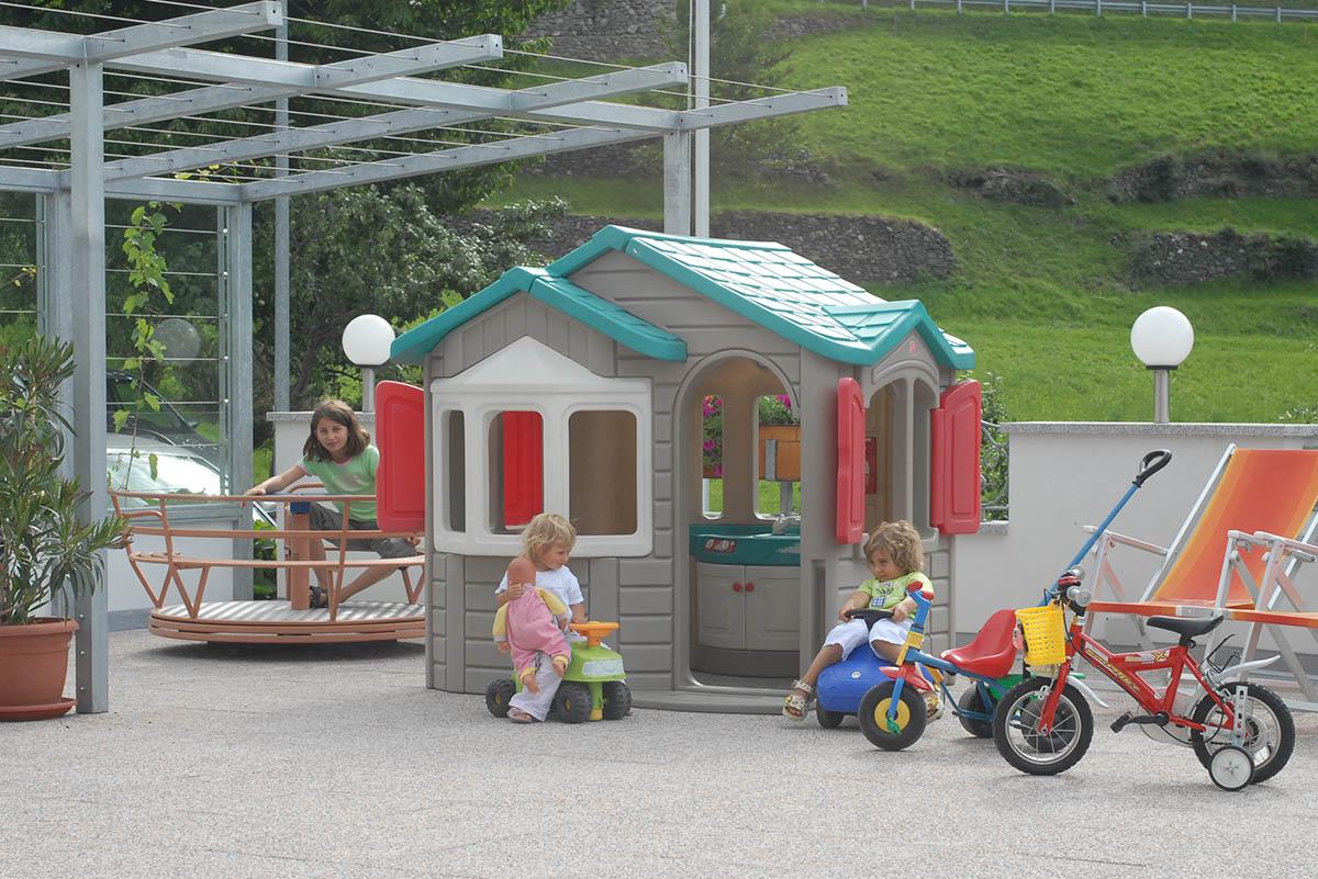 hotel per famiglie in Alto Adige