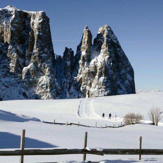 sci di fondo-seiseralm-sport invernale