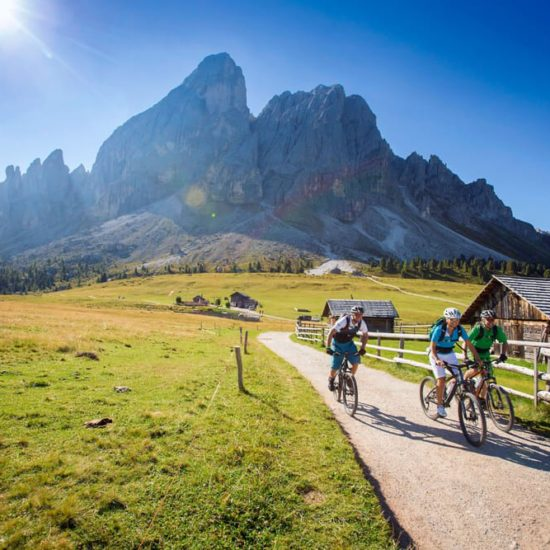 mountainbike dolomiti