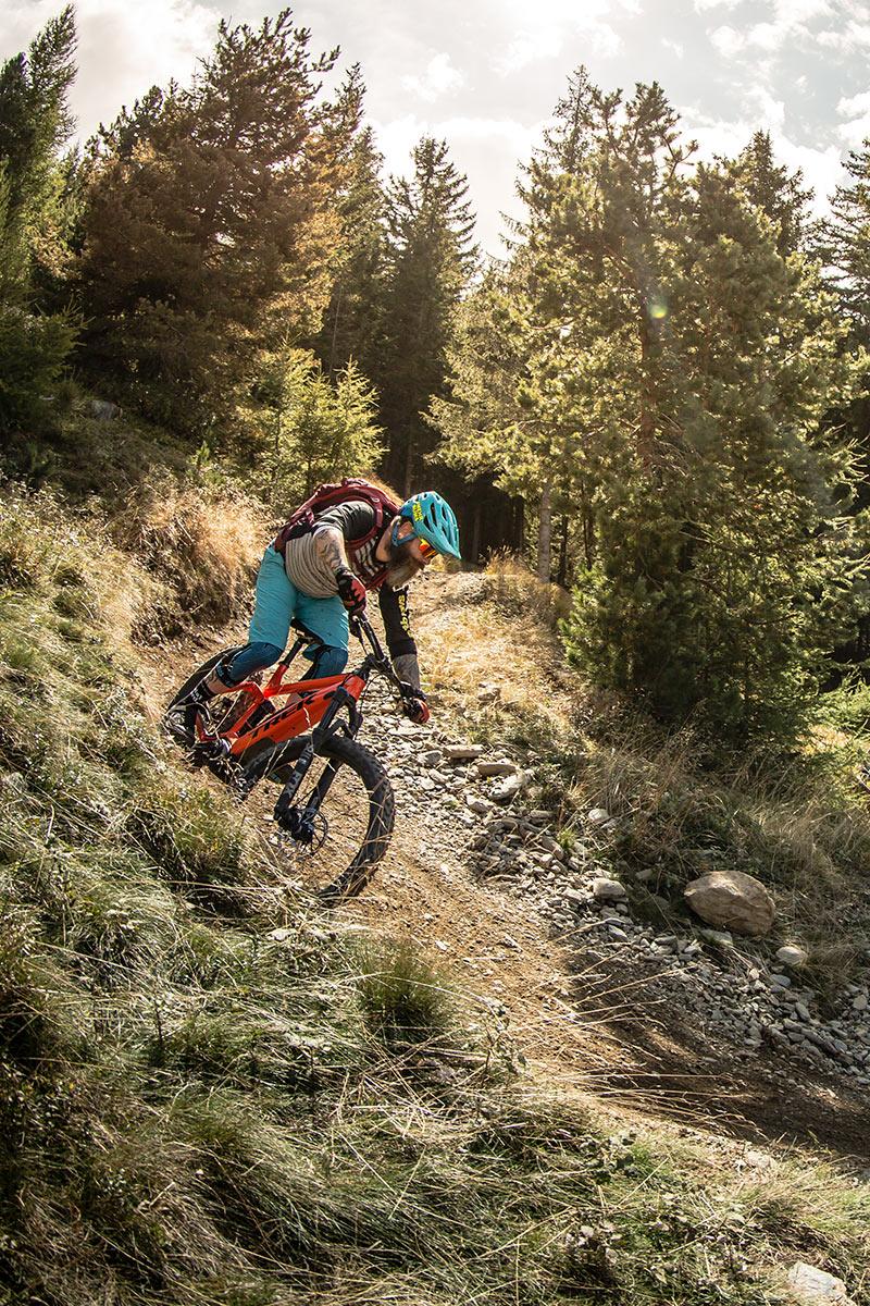 Spannende Mountainbike-Trail für Ihren Sommerurlaub