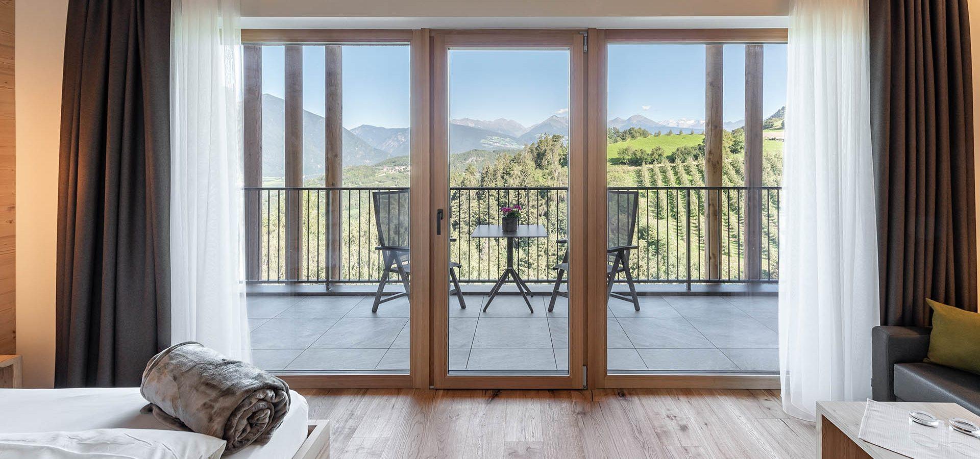 Torgglerhof in Südtirol - Das Panoramahotel über Brixen – Plose