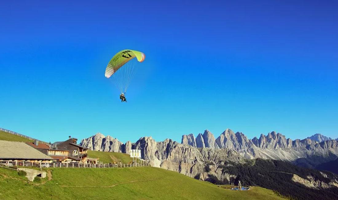 Paragliding Tandem Südtirol
