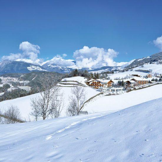 Albergo di sci Alto Adige