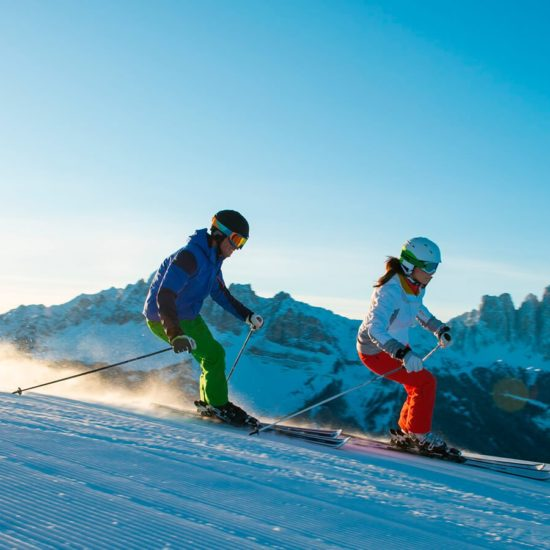 Vacanza sugli sci Plose