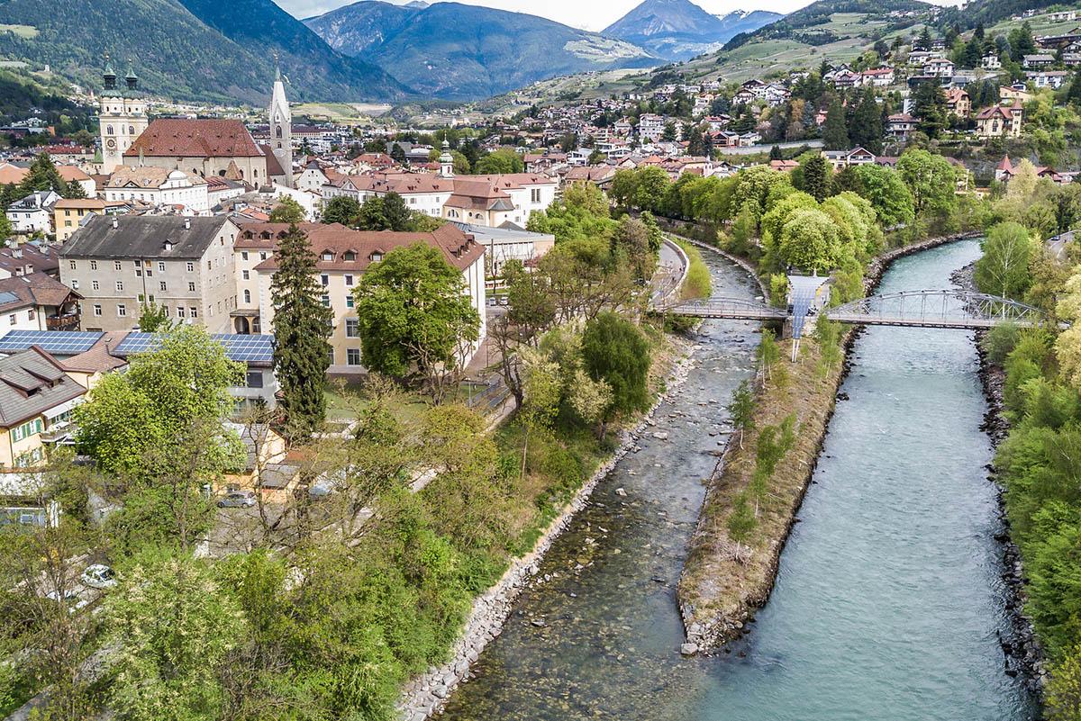 Sommerurlaub im Eisacktal Brixen