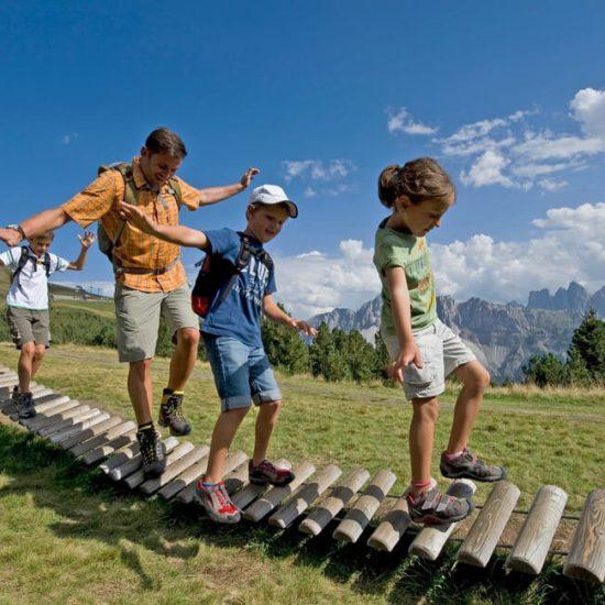 Vacanza estiva Dolomiti Plose