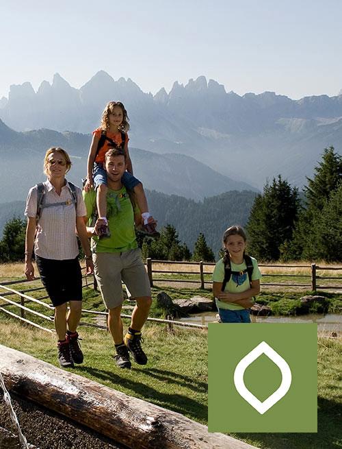 Area escursionistica Plose