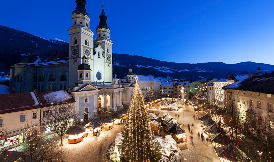 Mercatini di Natale a Bressanone e dintorni