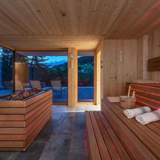 Wellness hotel South Tyrol
