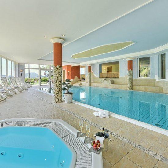 Indoor Pool in Brixen