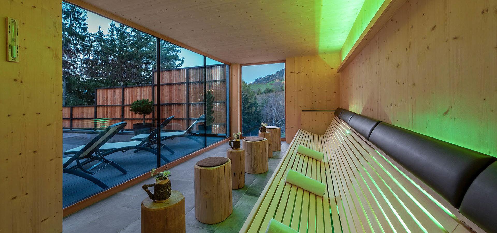 Wellnesshotel bei Brixen