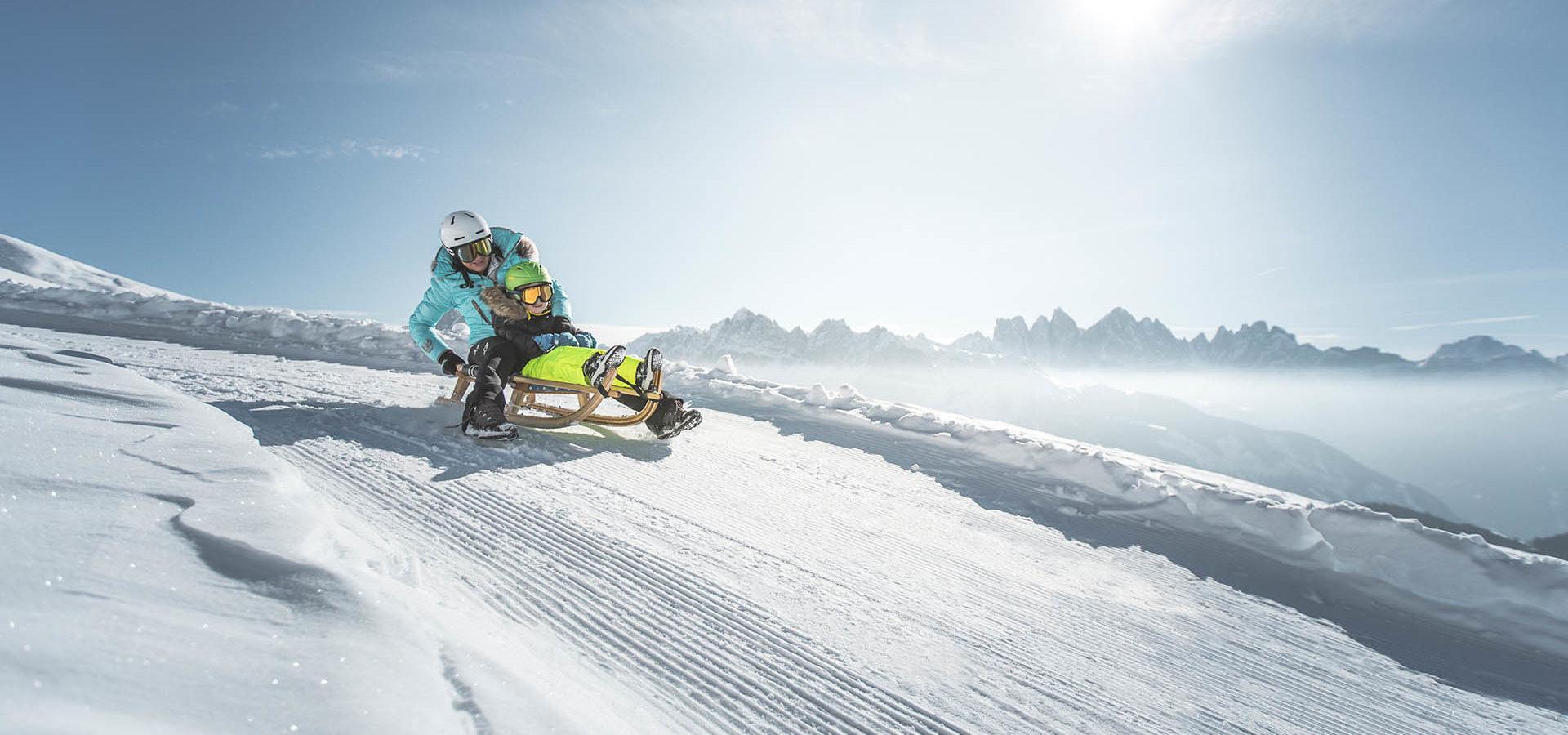 Skiurlaub Dolomiten